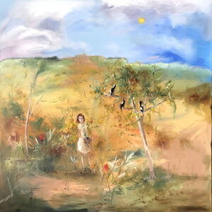 Terry-Pauline Price, 'Dropped Nest', 2019