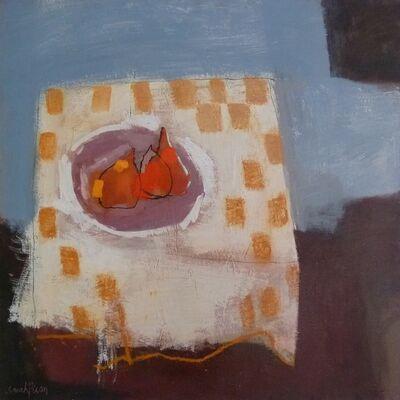 Sarah Picon, 'Table aux Carreaux Jaunes', 2011