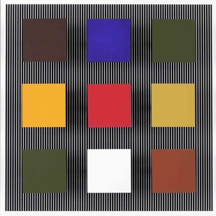 Jesús Rafael Soto, 'Multiple S ed/100', 2018