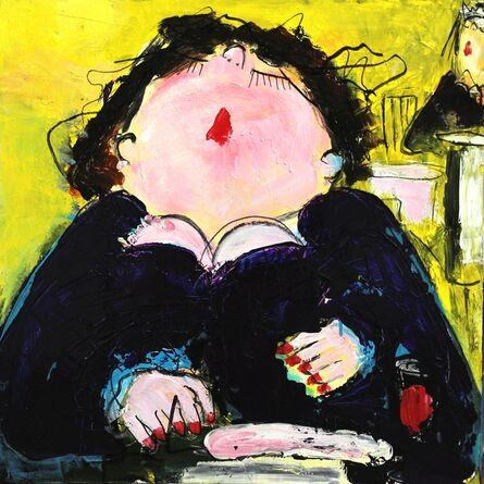 Gerdine Duijsens, 'Big Fat Spoiled Lady', 2015