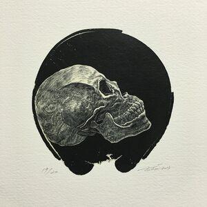Takehiro Nikai, 'Skull-2', 2013