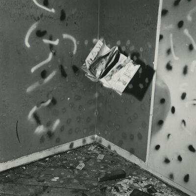 John Divola, 'Vandalism Series', 1974