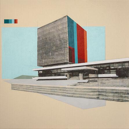 Rubén Torras, 'Edificio Technicolor ', 2016