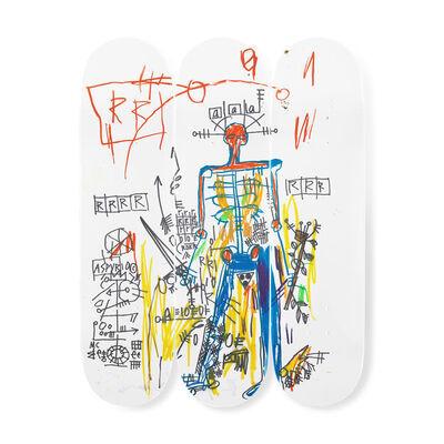 Jean-Michel Basquiat, 'Robot', 2017
