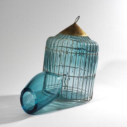 Gala Fernández Montero, 'Turquois Pagoda Cage', 2013