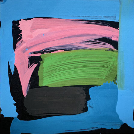 Danny Davidson (b. 1976), 'Life Layers', 2021