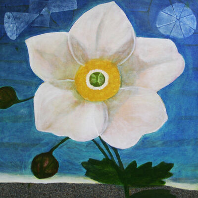 Donald Saaf, 'Self-Pollinating Flower', 2014