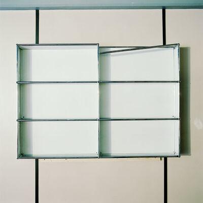 John Divola, '(X11F6) Self Unit, Doppel Hospital - Stage 5', 2002