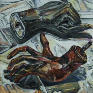 Francisco Maringelli, 'Left hands', 2014