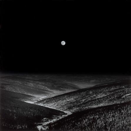 Hiroshi Watanabe, 'White Mountain, Alaska, USA', 1997