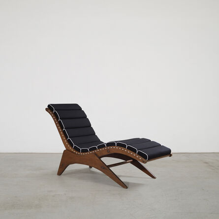José Zanine Caldas, '4-17 chaise longue', 1949