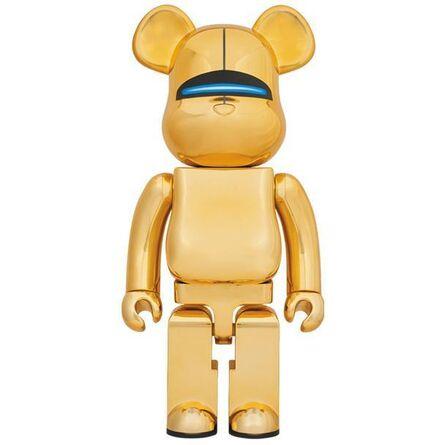 BE@RBRICK, 'Sorayama Sexy Robot Gold 1000%', 2018