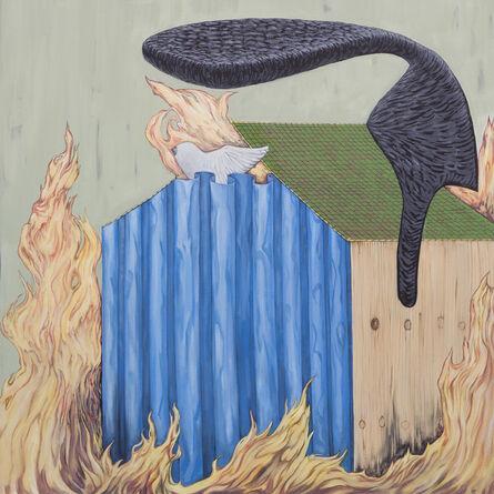 Jumbo Suzuki, 'Hoodium and Breeding Farm', 2011