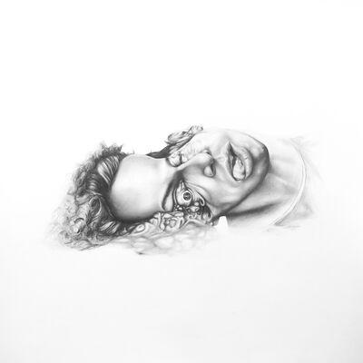 Santiago Gasquet, 'Autorretrato de cabeza aplastada ', 2012-2015