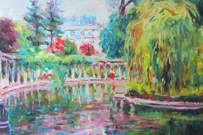 Max-Agostini (1914-1997) Retrospective of a Master of Impressionism