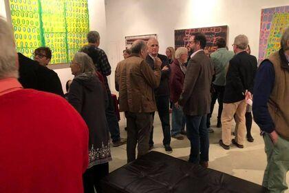 Martha T. Jones: New Abstract Paintings 2017-2019