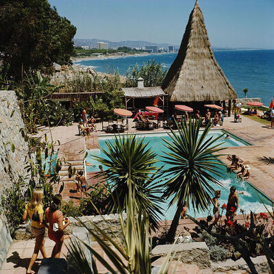 Slim Aarons, 'Marbella Club', 1976