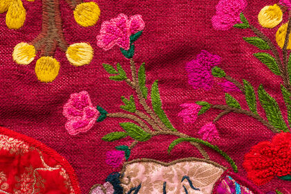 Patterns of the Past: Weaving Heritage in 'Pakistani' Art