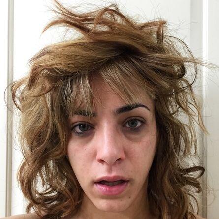 Danielle Georgiou, '#iwokeuplikethis Day #355', 2015