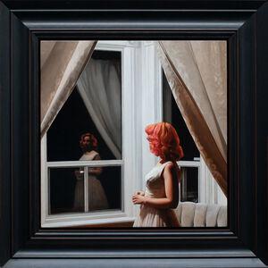 Shaun Downey, 'Lady in the Window', 2019