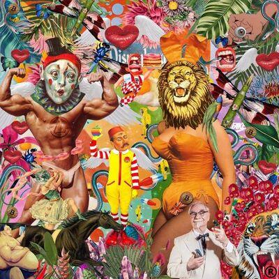 David Krovblit, 'Circus', 2109