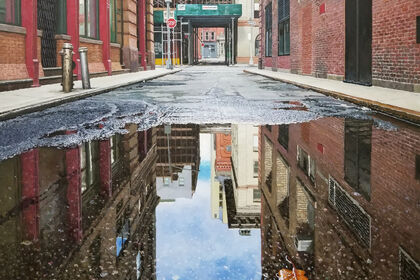 Richard Combes: Reflections