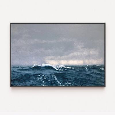 Sax Impey, 'Passing Rain, Rising Light, North Atlantic', 2021