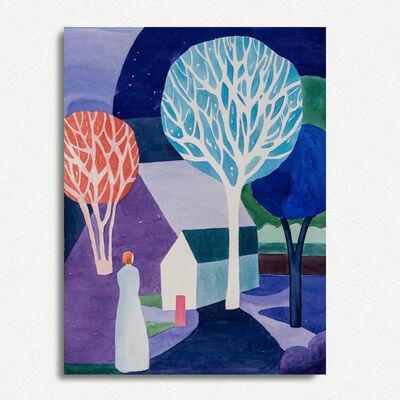 Nancy Cheairs, 'The Stillness Inside', 2020