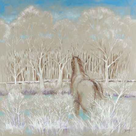 Marian Bingham, 'Longing/Winter', 2017