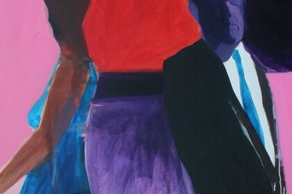 William Kortlander  Life in the City: Figurative Paintings from the 1960's