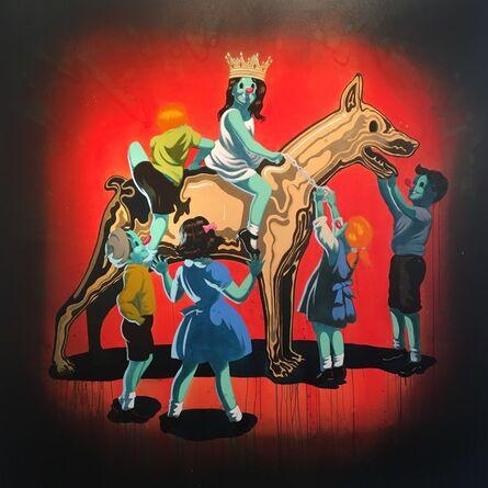 Victor Castillo, 'Shame', 2017
