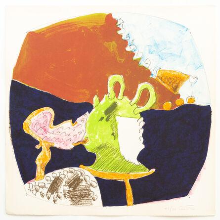 John Altoon, 'About Women (10)', 1966