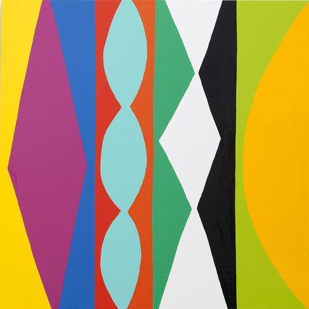 Kim MacConnel, '10 Dove,', 2012
