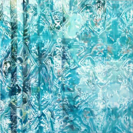 Yoon Suk One, 'Turquoise', 2020