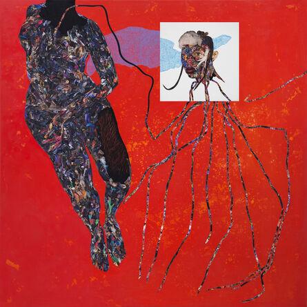 Vitshois Mwilambwe Bondo, 'Untitled', 2016