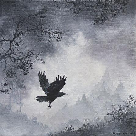 Brian Mashburn, 'Crow', 2017