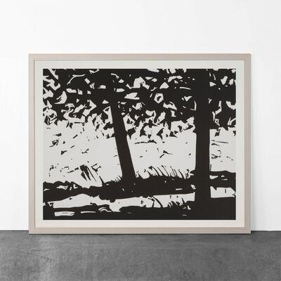 Alex Katz, 'Maine Woods', 2013