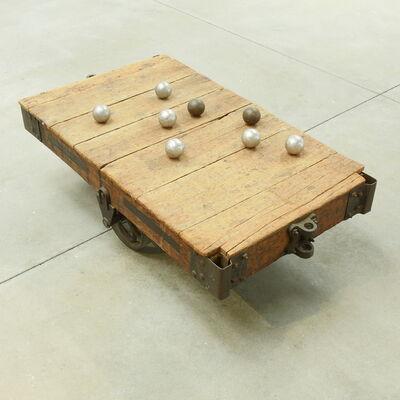 Paul Kos, 'Equilibre I', 1990