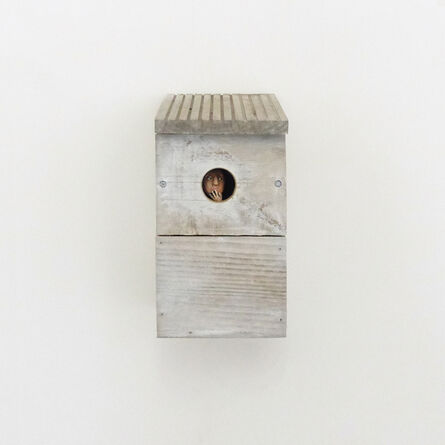 Carlos Zapata, 'Hermit', ca. 2017