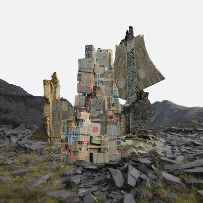 Mary Mattingly, 'Verse and Universe', 2013