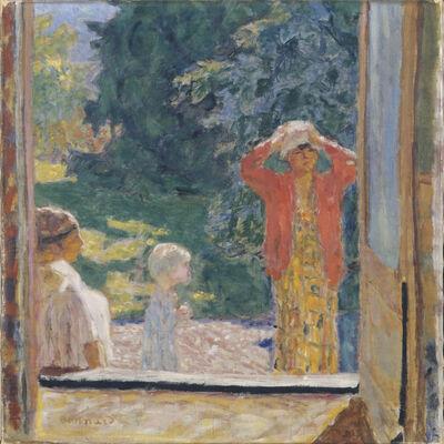 Pierre Bonnard, 'Outside the Window', 1923