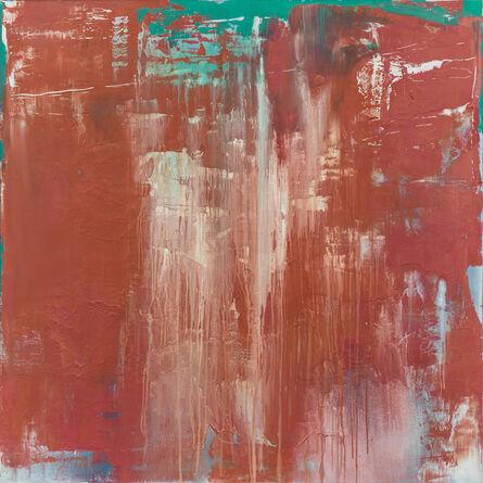 Feng Lianghong 冯良鸿, 'Composition Red 14 - 20', 2014