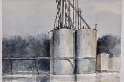 Errol Barron: Reluctant Monuments