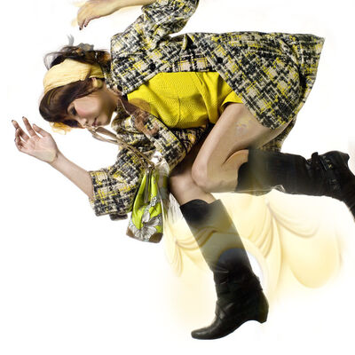 Isa Ho, 'Fairy tales- princess Belle', 2009