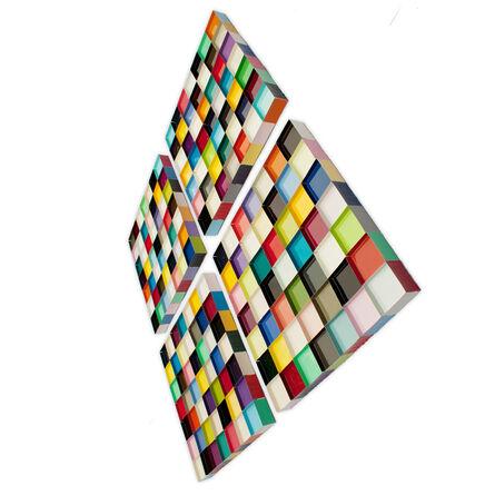 Janet Sherman, 'Seven Sevens - 4 Pieces', 2017