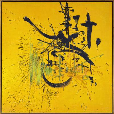 Georges Mathieu, 'Second Avenue', 1957
