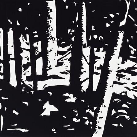 Alex Katz, 'Maine Woods II', 2015