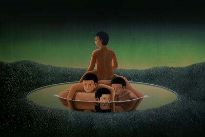 """Gongkan """"The Tip of the Iceberg"""""""