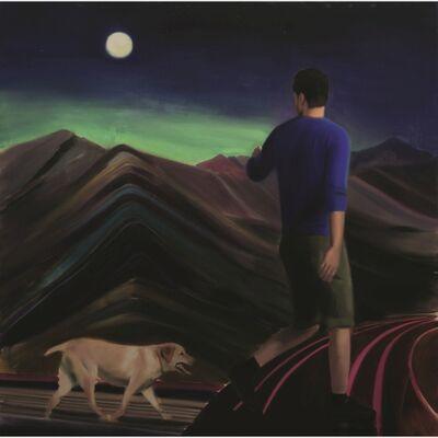Sergiu Toma, 'Full Moon in Peru', 2017