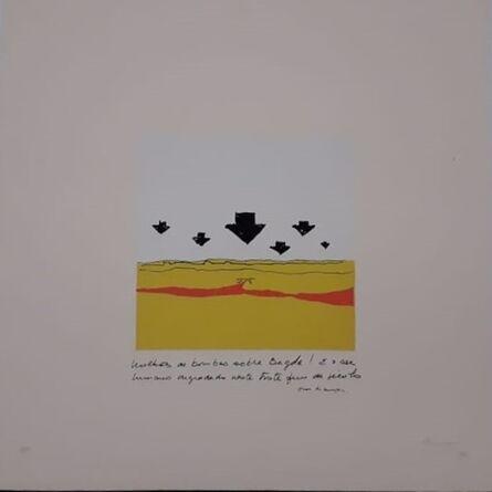 Oscar Niemeyer, 'Untitled (Bagdá) - Edition 50', 1991